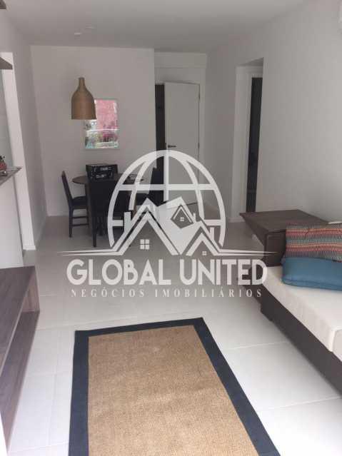2 - Apartamento Avenida das Américas,Rio de Janeiro, Recreio dos Bandeirantes, RJ Para Alugar, 2 Quartos, 79m² - REAP20160 - 3