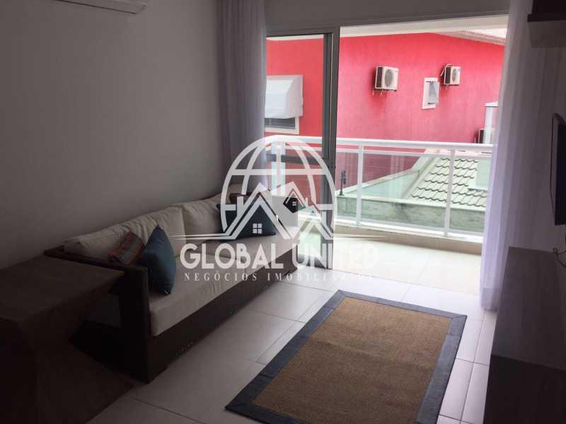 3 - Apartamento Avenida das Américas,Rio de Janeiro, Recreio dos Bandeirantes, RJ Para Alugar, 2 Quartos, 79m² - REAP20160 - 4