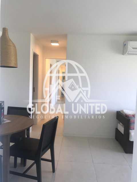 4 - Apartamento Avenida das Américas,Rio de Janeiro, Recreio dos Bandeirantes, RJ Para Alugar, 2 Quartos, 79m² - REAP20160 - 5
