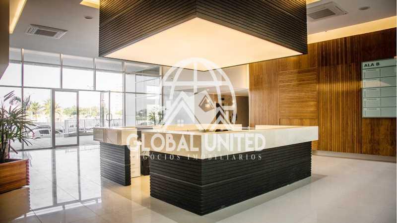 lobby - sala comercial one office recreio - RESL00037 - 3