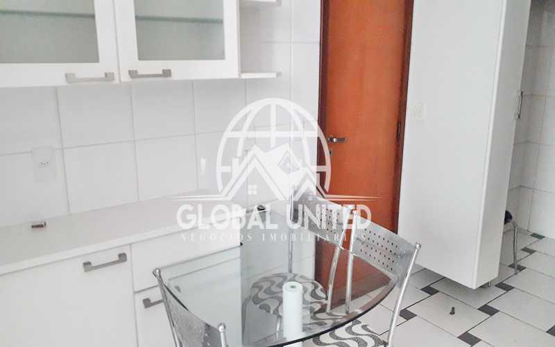 20200312_120044 - Locação Recreio Cobertura Duplex Piscina Churrasqueira 3Sts Cozinha Planejada Dependência Completa - RECO30018 - 22