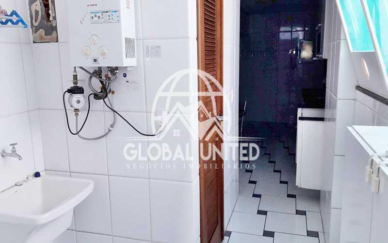 20200312_120138 - Locação Recreio Cobertura Duplex Piscina Churrasqueira 3Sts Cozinha Planejada Dependência Completa - RECO30018 - 24