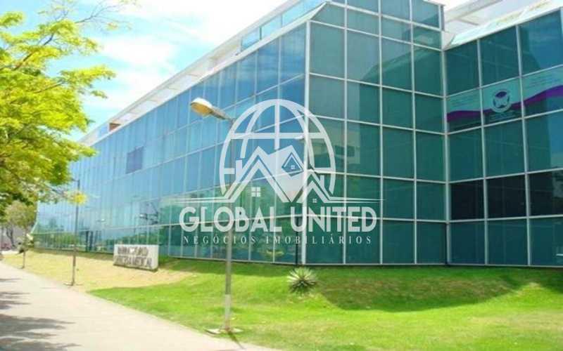Fachada Offices  Medical - locação sala recreio barra world 28m2 - RESL00039 - 1