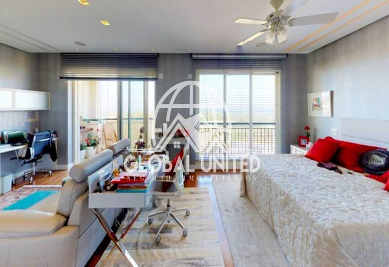 18 Suite Master - Apartamento Rio de Janeiro, Barra da Tijuca, RJ Para Venda e Aluguel, 4 Quartos, 435m² - REAP40019 - 20