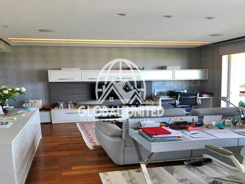 19 Suite Master. - Apartamento Rio de Janeiro, Barra da Tijuca, RJ Para Venda e Aluguel, 4 Quartos, 435m² - REAP40019 - 21