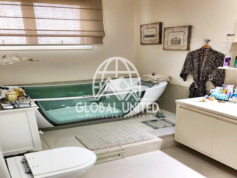 23 Hidro Suite Master. - Apartamento Rio de Janeiro, Barra da Tijuca, RJ Para Venda e Aluguel, 4 Quartos, 435m² - REAP40019 - 25