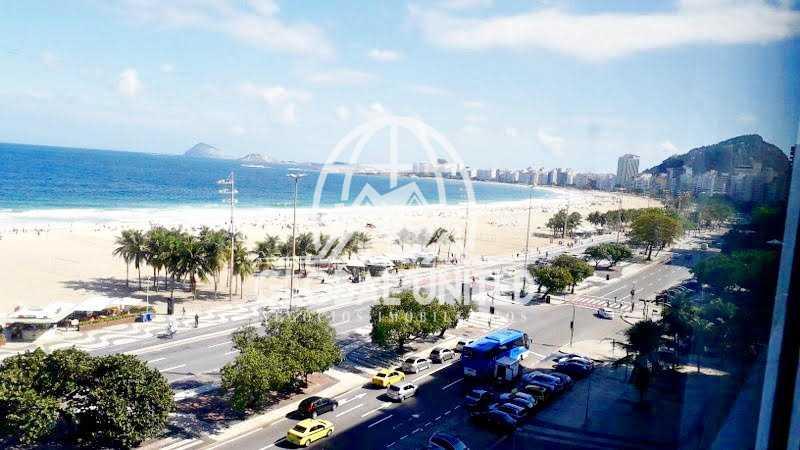 Foto3 - locação copacabana av. atlântica 350m2 3qts armários 1vg - REAP30082 - 4