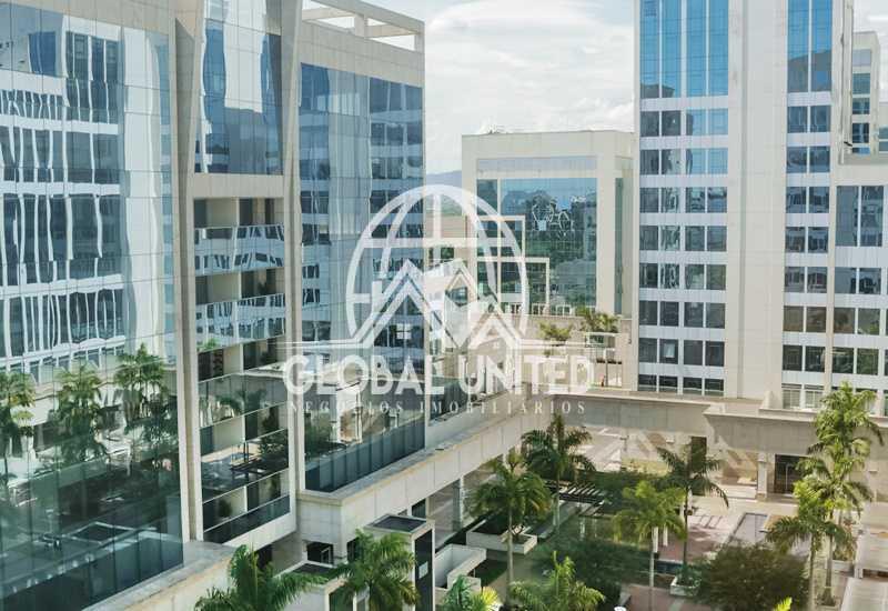 sala-comercial-4 - locação andar sala comercial worldwide 1a locação contrapiso - REAN00001 - 5