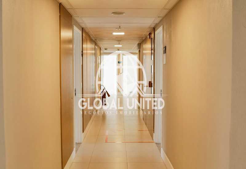 sala-comercial-7 - locação andar sala comercial worldwide 1a locação contrapiso - REAN00001 - 8