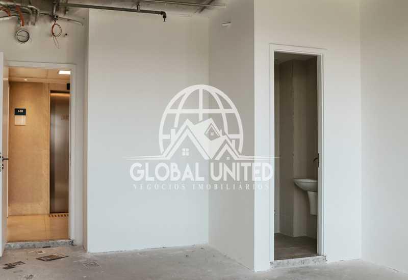 sala-comercial-19 - locação andar sala comercial worldwide 1a locação contrapiso - REAN00001 - 11
