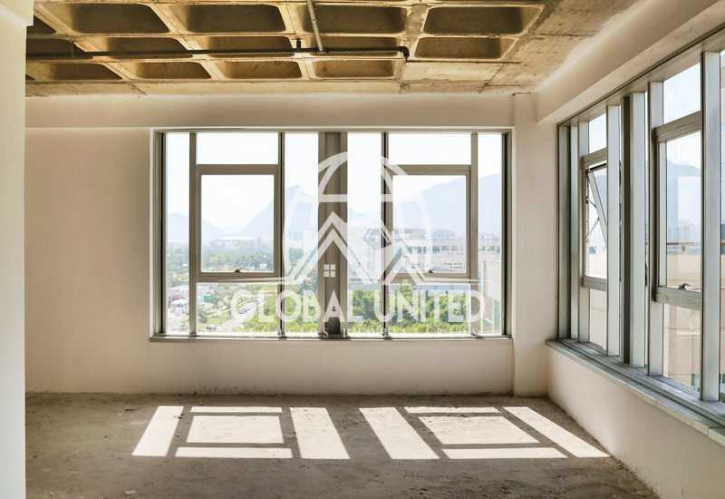 sala-comercial-30 - locação andar sala comercial worldwide 1a locação contrapiso - REAN00001 - 14