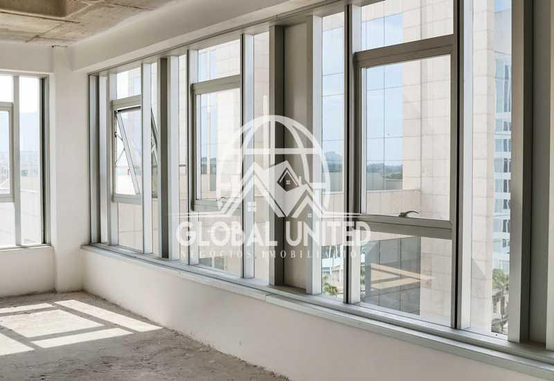 sala-comercial-31 - locação andar sala comercial worldwide 1a locação contrapiso - REAN00001 - 15