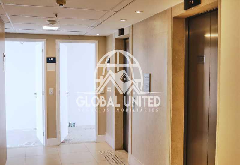 sala-comercial-33 - locação andar sala comercial worldwide 1a locação contrapiso - REAN00001 - 16