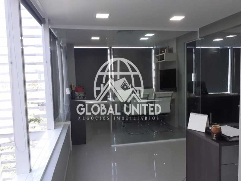 WhatsApp Image 2020-04-13 at 1 - Locação Recreio A5 Offices Conjunto Comercial 2 Salas 65m2 2 Vagas - RESL00044 - 1