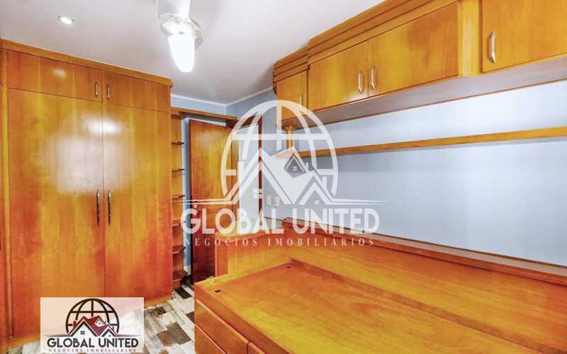 7quarto2 - Aluguel Venda Recreio Cobertura Duplex Piscina Finamente Decorada Salas 4qts 2sts Armários Planejados Dependência - RECO40011 - 10