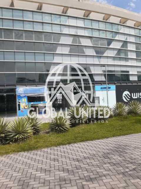 foto5 - Venda Recreio Sala Comercial A4 Offices 22m2 com Lavabo 1vaga - RESL00045 - 1