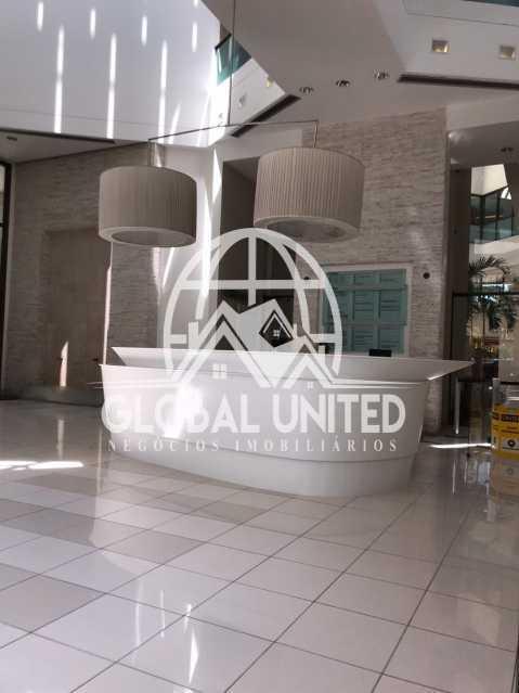 Loja-Parque-das-Rosas-. - Sala comercial na Barra da Tijuca - RESL00046 - 3