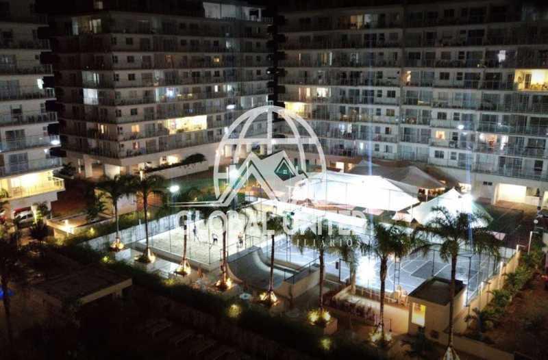 area interna2 - Aluguel Recreio Cobertura Duplex 4Qts 3Sts Condominio Fechado Infra - RECO40014 - 3