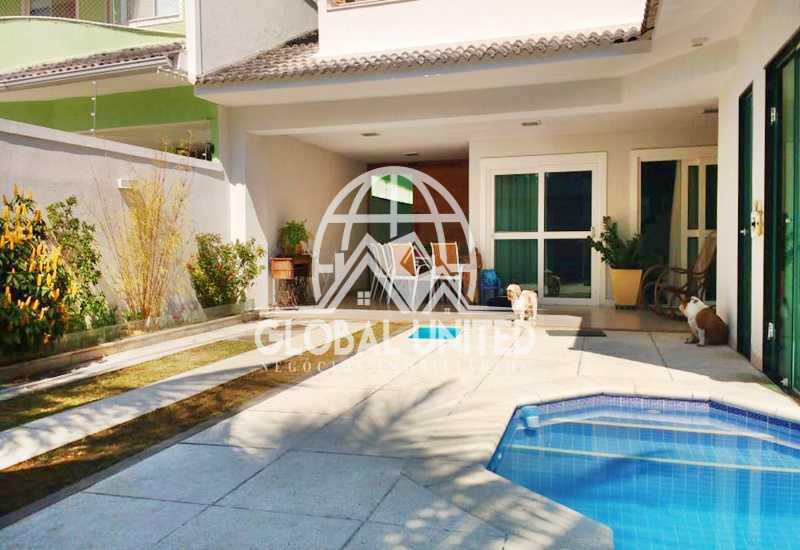 foto1. - Venda Recreio Casa Terra Américas 4sts - RECN40018 - 1