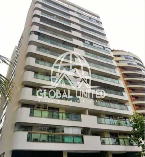 fachada - Venda Barra Aroazes Cobertura Duplex 2qts - RECO20003 - 1