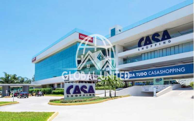 fachada 1 - Venda Barra Casa Shopping 35m2 - RESL00050 - 1