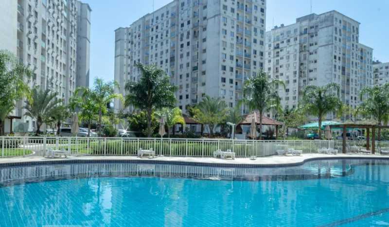 892942822-562.2106208252474BDI - Apartamento 2 quartos, Andar Alto no Condominio Minha Praia na Av. Salvador Allende - REAP20228 - 1