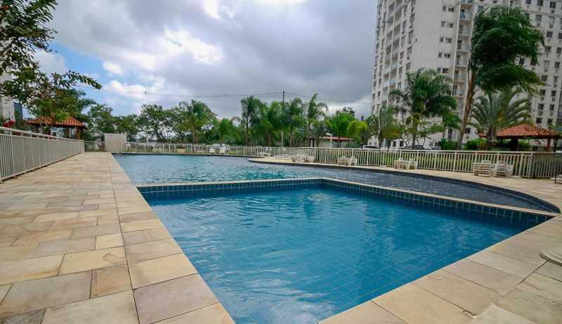 892964014-53.54503660265008626 - Apartamento 2 quartos, Andar Alto no Condominio Minha Praia na Av. Salvador Allende - REAP20228 - 3