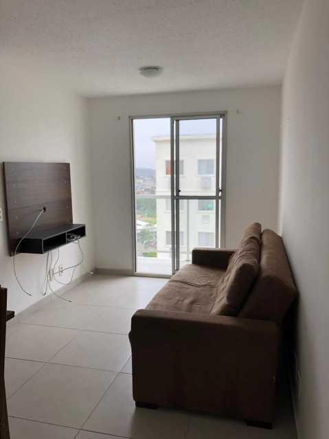WhatsApp Image 2021-01-21 at 0 - Apartamento 2 quartos, Andar Alto no Condominio Minha Praia na Av. Salvador Allende - REAP20228 - 5