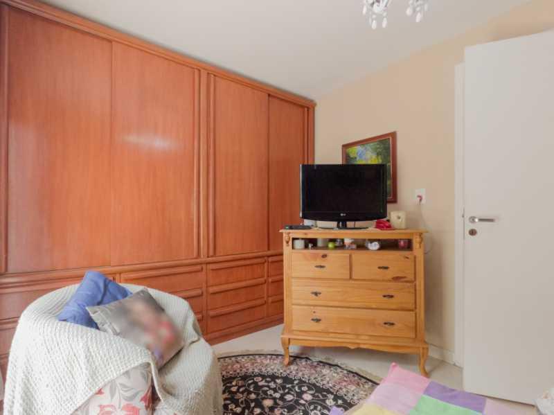 Suite2 5 - Casa Triplex Geminada com 130m² na Rua Jose Silva, Pechincha - RECA30006 - 16