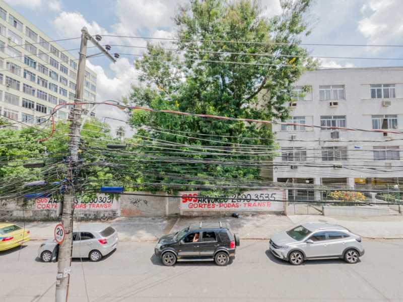 Varanda 5 - Casa Triplex Geminada com 130m² na Rua Jose Silva, Pechincha - RECA30006 - 24