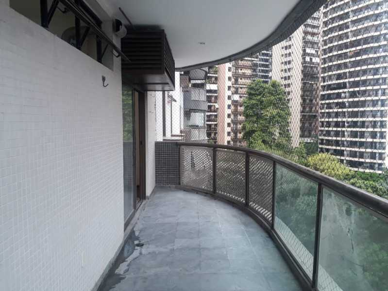0789da7e-fd93-46c1-bfd4-0da027 - Apartamento 3 quartos na Barra da Tijuca - REAP30113 - 1