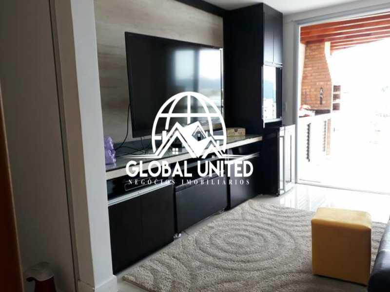 101820027309448 - Apartamento Duplex no Recreio dos bandeirantes - RECO40004 - 7
