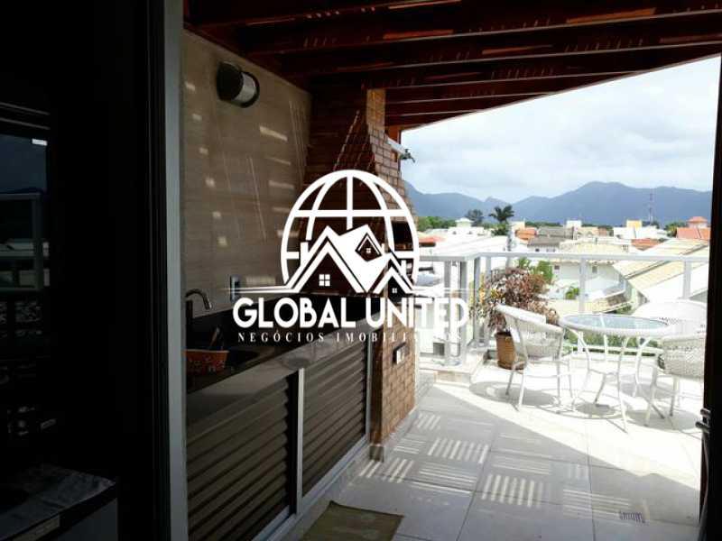 105820022519437 - Apartamento Duplex no Recreio dos bandeirantes - RECO40004 - 12