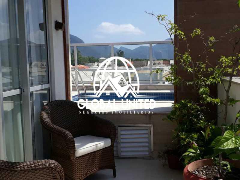 105820028057642 - Apartamento Duplex no Recreio dos bandeirantes - RECO40004 - 5