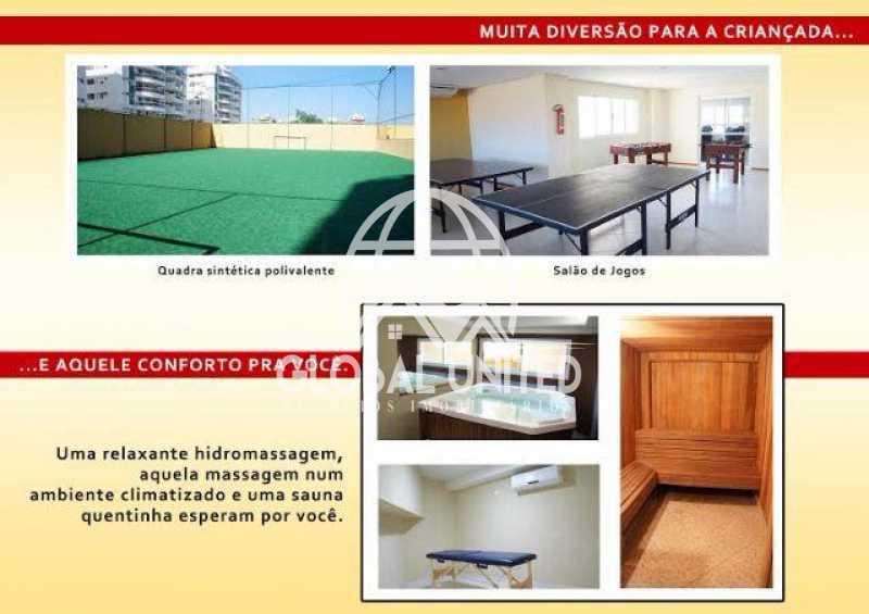 11 - Venda Recreio Cobertura Round Decks Duplex 159m2 3qts 2sts 2vgs Infra com Transporte - RECO30004 - 25