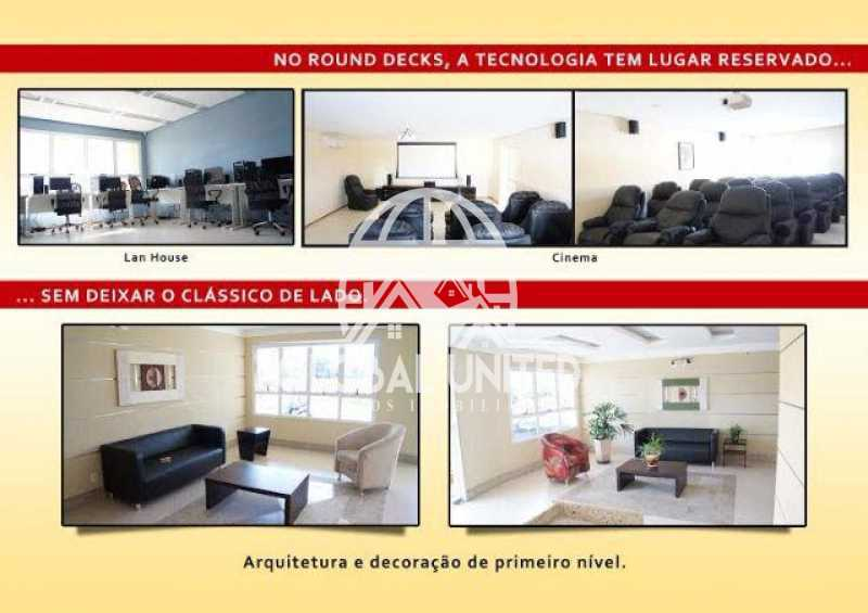 12 - Venda Recreio Cobertura Round Decks Duplex 159m2 3qts 2sts 2vgs Infra com Transporte - RECO30004 - 26