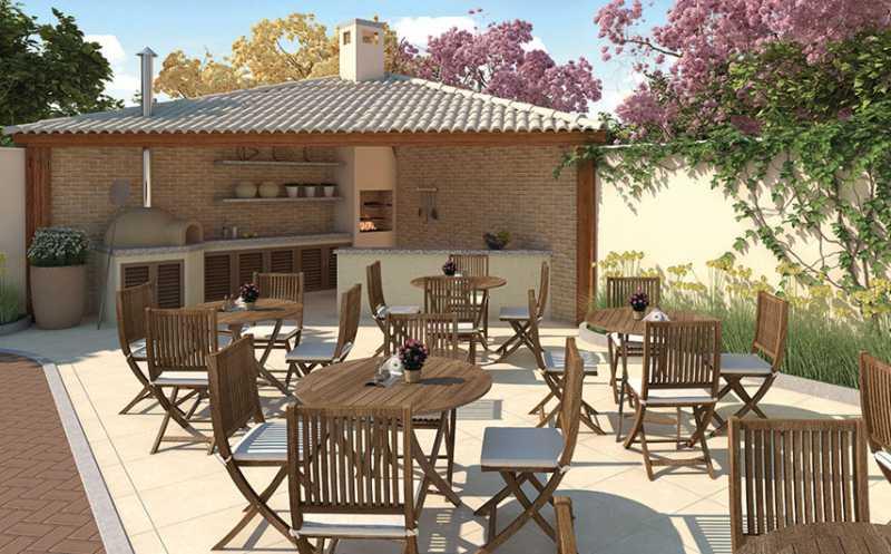 Churrasqueira - Fachada - Expand Residences - 1176 - 3