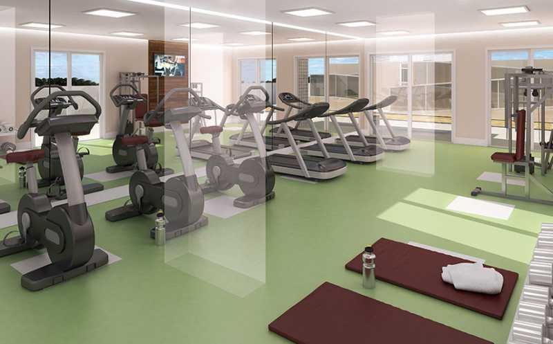 Fitness - Fachada - Expand Residences - 1176 - 4