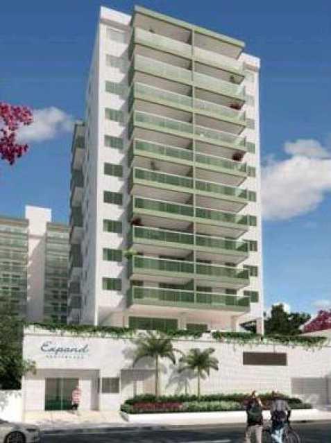 FACHADA - Fachada - Expand Residences - 1176 - 1