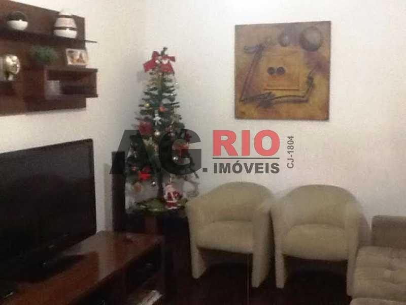 sala - Casa 5 quartos à venda Rio de Janeiro,RJ - R$ 580.000 - AGV71332 - 3