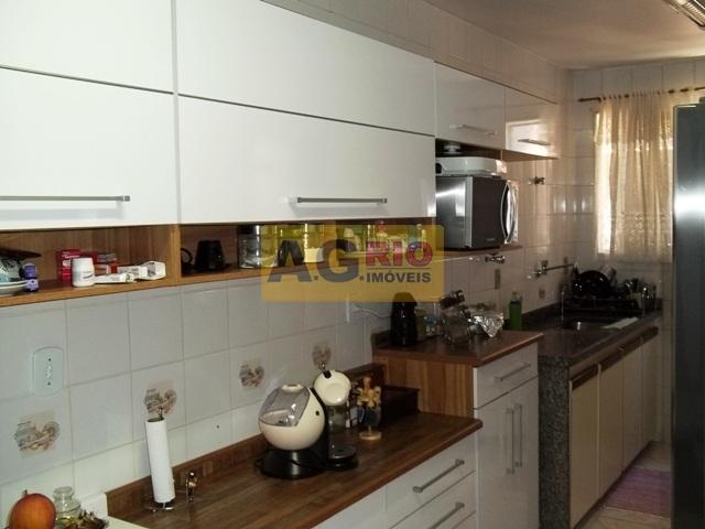 FOTO14 - Apartamento 2 quartos à venda Rio de Janeiro,RJ - R$ 450.000 - AGV21353 - 15