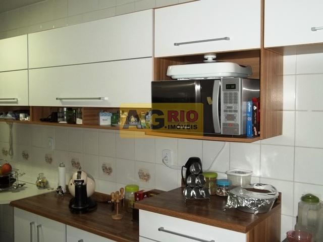 FOTO24 - Apartamento 2 quartos à venda Rio de Janeiro,RJ - R$ 450.000 - AGV21353 - 25