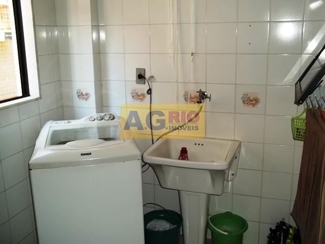 FOTO8 - Apartamento 2 quartos à venda Rio de Janeiro,RJ - R$ 450.000 - AGV21353 - 9