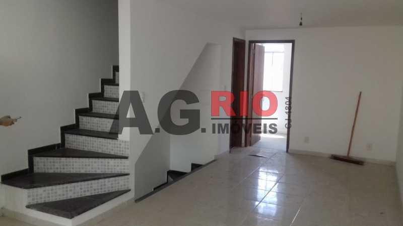 sala - Casa 2 quartos à venda Rio de Janeiro,RJ - R$ 240.000 - AGT72285 - 1
