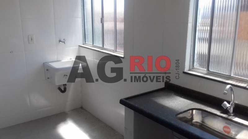 area - Casa 2 quartos à venda Rio de Janeiro,RJ - R$ 240.000 - AGT72285 - 11