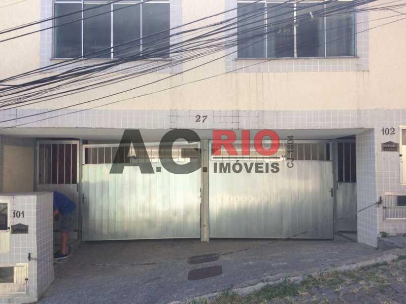 fachada - Casa 2 quartos à venda Rio de Janeiro,RJ - R$ 240.000 - AGT72285 - 15