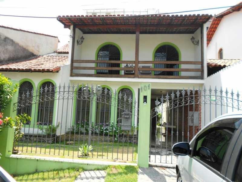 DSCN1770 - Casa em Condominio À Venda - Rio de Janeiro - RJ - Vila Valqueire - VVCN30052 - 1