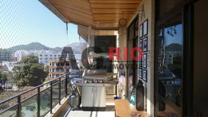 20150815_094908 - Apartamento À Venda - Rio de Janeiro - RJ - Vila Valqueire - AGV30559 - 1