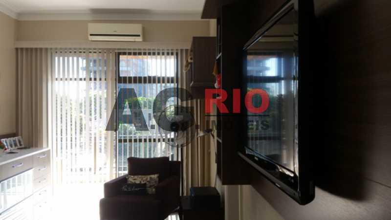 20150815_095357hj 22 - Apartamento À Venda - Rio de Janeiro - RJ - Vila Valqueire - AGV30559 - 12