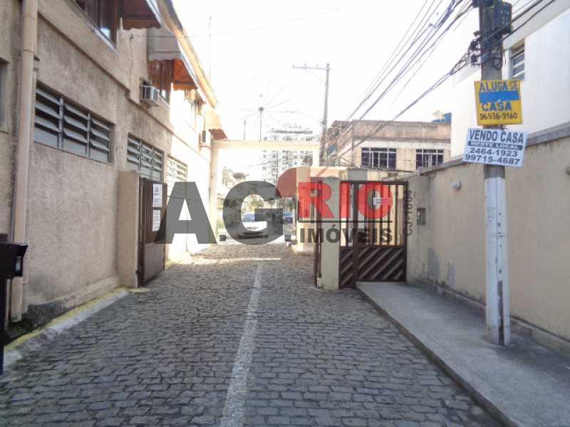 DSC00024 - Casa em Condomínio 3 quartos para alugar Rio de Janeiro,RJ - R$ 1.500 - VV1687 - 1